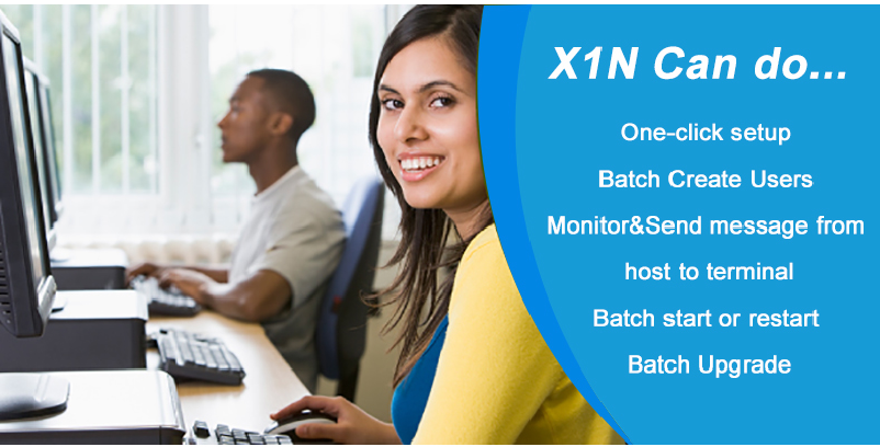 X1N Product Features